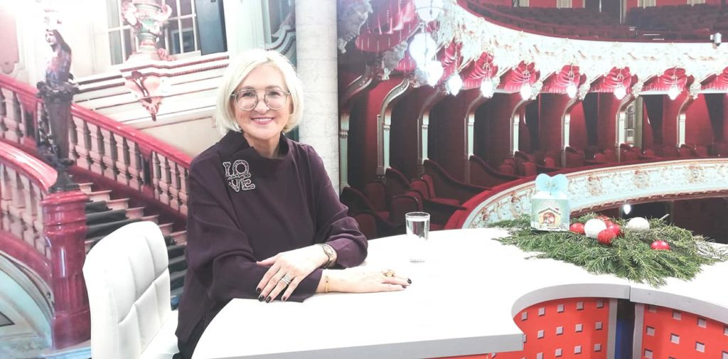 Confesiuni cu Nicoleta Dabija. Decembrie 2019