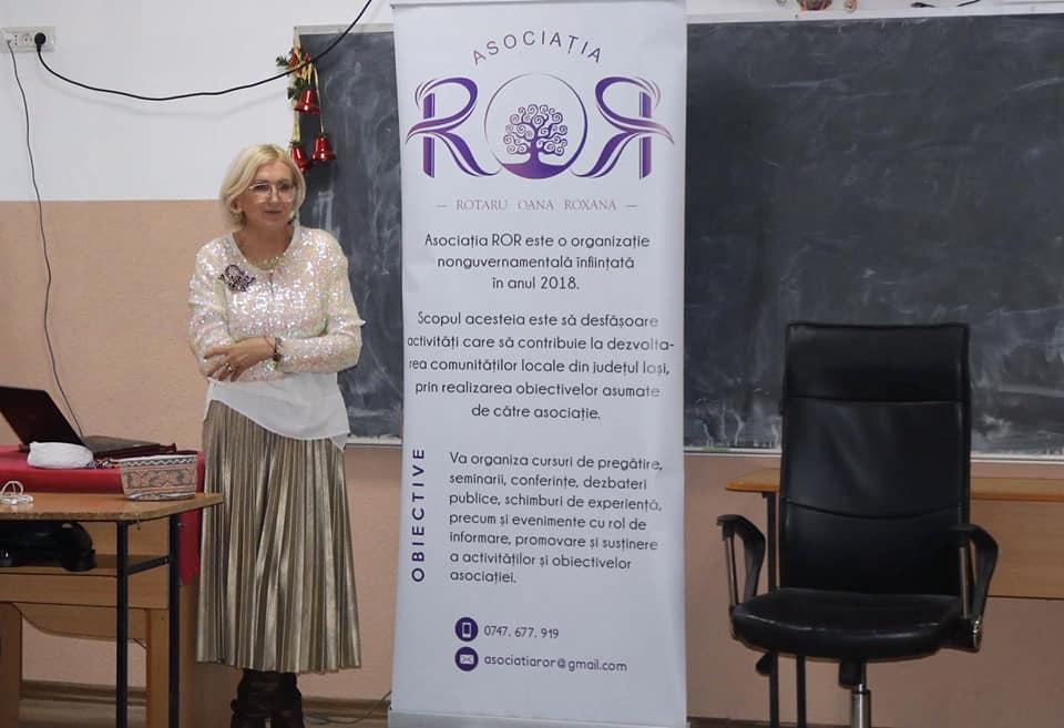 """""""Sărbători cu stil""""- la Liceul Miroslava"""